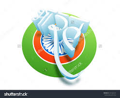 n flag colors in hindi coloring 3d hindi text bharat on ashoka wheel national flag colors for n