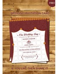 Wedding Kankotri Design Wedding Invitation Card Psd Template Design