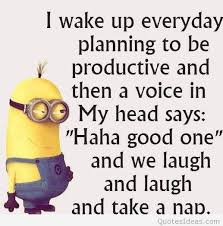 Top Amazing Minions Quotes Cartoons Sayings Funny Messages New Funny Productivity Quotes