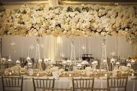 Wedding Reception Arrangements For Tables Tall Flower Arrangements Wedding Centerpiece Designs Inside Weddings
