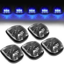 Led Cab Lights Amazon Com Dna Motoring Cbl Fsd99 Bk B Led Cab Roof Top