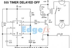 12v time delay relay circuit diagram wiring diagram timer relay circuit diagram at Timer Relay Wiring Diagram