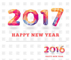 happy new year banner 2016. Exellent 2016 Happy New Year 2017 And 2016 Greeting Card Vector Image U2013 Artwork Of  Fonts U0026 Click To Zoom For Banner W