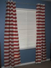 enchanting blue striped curtains bedroom and stylist inspiration red white trends pictures pretty design ideas inconjunction with