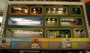 under cabinet lighting options