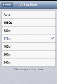 how to shrink video size how to compress iphone 5 video size from 1080p to 720p or less