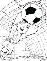 Soccer Coloring Sheet Surprising Free Soccer Coloring Pages Free