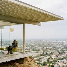 julius shulman photo of case study house      Stahl House  Case      stDibs Pierre Koenig s Case Study House     comes up for sale in the Hollywood  Hills