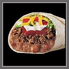 taco bell burrito supreme. Contemporary Supreme Taco Bell Beef Burrito Supreme Low Fat Recipe Todd Wilbur To L