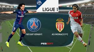 PSG VS AS Monaco 29/01/2017 [ PES 2017 ...
