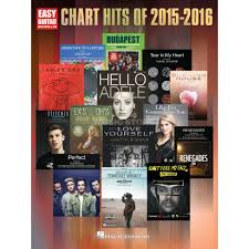 Chart Hits Of 2015 2016