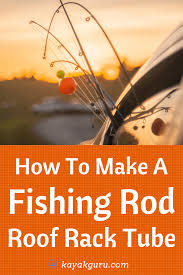 diy guide to making your own fishing rod roof rack image