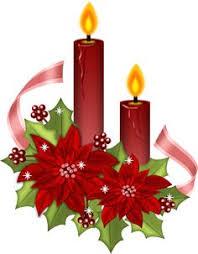Christmas Candles PNG Clip Art Image | Weihnachten | Pinterest ...