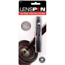 Купить <b>Чистящее</b> средство для фотоаппарата <b>Lenspen</b> LP-1 в ...