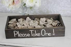 diy rustic wedding favors
