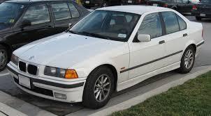 BMW E36 3 Series Sedan 320i (1991-1994) Specs