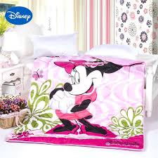beautiful mouse comforters cartoon character bedding cotton cover girls quilts single twin full queen minnie size
