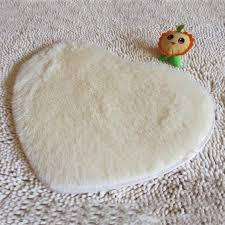 40x30cm heart shaped carpet shower floor bathroom bath rug tub pad mat