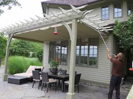 cedar pergolas and custom cedar pergola kits baldwin pergolas attached post and beam pergola