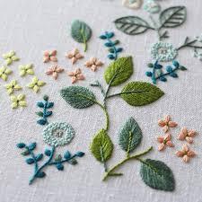 bitte_206 - Instagram:「* よっこらしょ *  チミチミクロスステッチの辛かった記憶も薄れて、ようやく3月の花数字刺しゅうに取り掛かりました。 * あちこちからヒントをい…   Hand  embroidery projects, Embroidery inspiration, Embroidery art