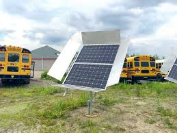 reflective solar trackers rst are outpreforming stationary systems time and time again take