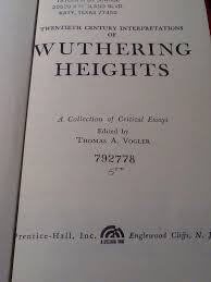 write about something that s important wuthering heights critical wuthering heights is unusual story about vibrant passionate and tragic love of catherine and heathcliff