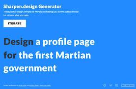 Logo Design Challenge Generator The Logo Smith Logo Brand Identity Studio On Twitter