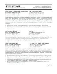 Federal Government Resume Examples Examples Of Resumes Within ...