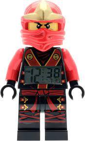 Amazon.de: LEGO Ninjago Kai (Elementar) Minifigur Wecker
