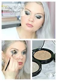 tree makeup collage