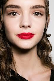 hair and makeup fall 2016 fashion week popsugar beauty