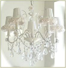 white shabby chic chandelier white shabby chic chandeliers white shabby chic candle chandelier