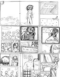 Comic Storyboards comic storyboard wowcircletk 2