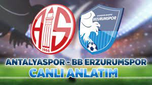 Antalyaspor - BB Erzurumspor