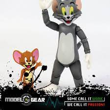 GREAT TOYS GreatToys GT 1/12 Tom and Jerry Cartoon Action Figure Model Toy  14cm|