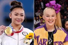 JoJo Siwa and Gymnast Suni Lee Join ...