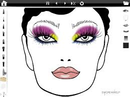 Face Chart Pro App Store