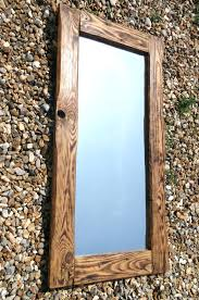 wood mirror frame. Wooden Mirror Frame S Barn Wood Diy Frames South Africa Plans .