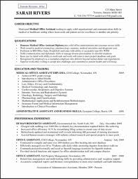 Medical Assistant Sample Resumes Resume Templates Medical Assistant ...