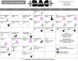 Group Fitness Classes At Bayshore Athletic Club Braintree Ma