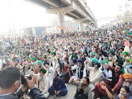 விவசாயிகள் போராட்டத்திற்கு பின்னால் பாகிஸ்தான், சீனா; அரியானா மந்திரி