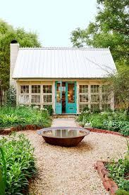 this charming backyard art studio is