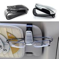 details about automobile sungles support card holder clip car interior parts accessories