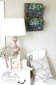 rustic farmhouse wall decor farmhouse wall decor ideas for house style hanging wire baskets rustic farm rustic farmhouse wall decor