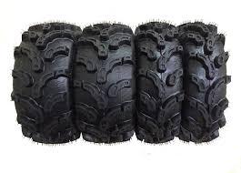 "2 New Premium ATV/UTV Tires 27"" <b>27x12</b>-<b>12</b> 27x12x12 6PR 10220 ..."