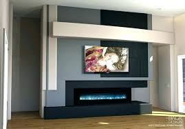 tv wall unit with fireplace media wall unit fireplace wall design idea modern home entertainment media wall design with contemporary fireplace media wall