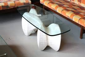 rectangular wooden centre table with glass top glass top although it have a round top this rectangular wooden centre table