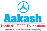 Logo of Aakash Institute in Chandigarh