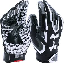 under armour nitro gloves. product image · under armour adult f5 receiver gloves nitro n