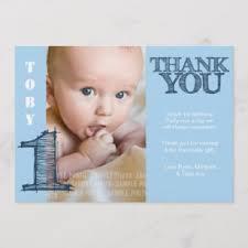 Baby Boy Thank You Cards Baby Boy Thank You Cards Zazzle Com Au